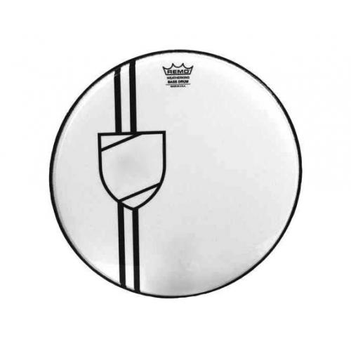 Remo - naciąg rezonansowy Vintage Shield 22''