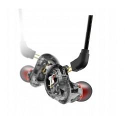Stagg - douszne monitory słuchawkowe SPM-235BK czarne