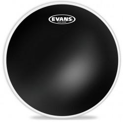 Evans - naciąg Black Chrome 8''