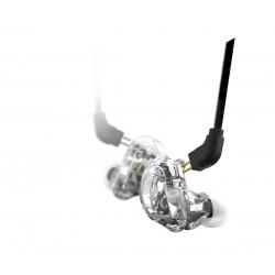 Stagg - douszne monitory słuchawkowe SPM-235TR przeźroczyste