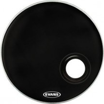 Evans - naciąg EMAD Black Resonant 18''