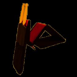 Sabian - pokrowiec /stojak  na pałki perkusyjne SSF12