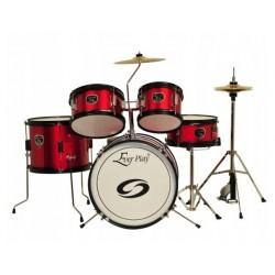 Ever Play - perkusja dla dzieci Junior Kit JBJ-1046 Red