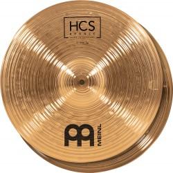 "Meinl - HCS Bronze Hi-hat 15"" HCSB15H"