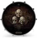 Naciąg rezonansowy Inked - No Evil 22''