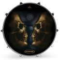Naciąg rezonansowy Inked - Seers Of Calix 20''