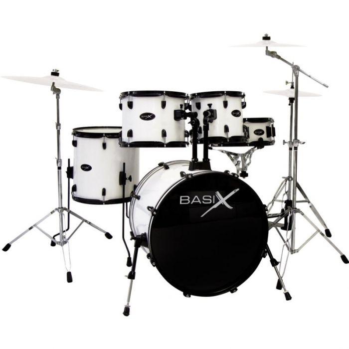 Basix - perkusja Oxygen Jazz (Set 2)