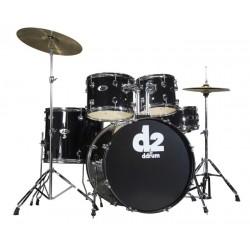 Ddrum - perkusja D-2 Players + talerze