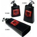 Cow bell ''Black Cowbell'' 6'' SCB6BK