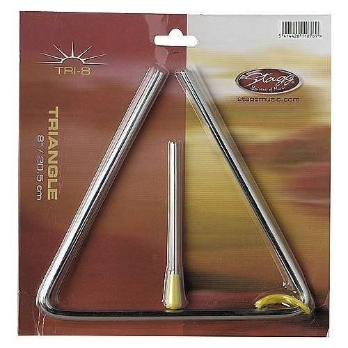 Stagg - Trójkąt perkusyjny 1''x8''