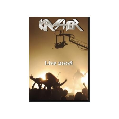 Krusher ''Live 2008'' DVD