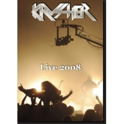 Krusher ''Live 2008'' DVD