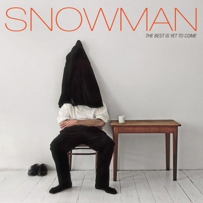 Snowman ''The Best Is Yet To Come'' CD