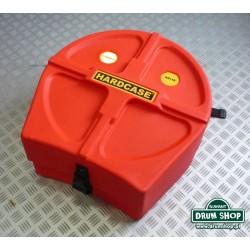 Hardcase - Case 14'' na werbel HNP 14S - czerwony