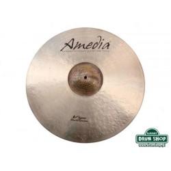 """Amedia - zestaw Vigor Rock Set 14'' 16'' 20'' + Splash 8"""" i pokrowiec"""