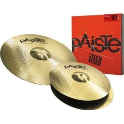 Paiste - Brass 101 Set 14'' 18''