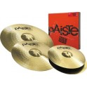 Brass 101 Standard Set 14'' 16'' 20''