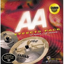 Sabian - AA Effects Set 10'' 18''