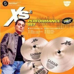 Sabian - XS 20 Performance Set 14'' 16'' 20''