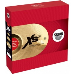 Sabian - XS20 Performance Set + 18'' Thin Crash