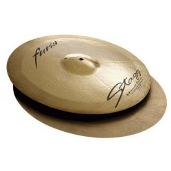 Stagg - Furia Rock Hats 14''