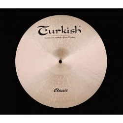 Turkish - Classic Medium Thin Crash 18''