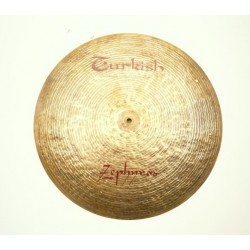Turkish - Zephyros Flat Ride Sizzle 19''