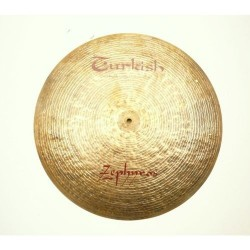 Turkish - Zephyros Flat Ride Sizzle 20''