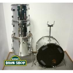 Ludwig - Rocker Mirror Chrome 24'' Set