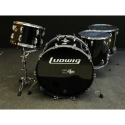 Ludwig - Vistalite 24'' 13'' 16'' 18''  Smoke r. 79