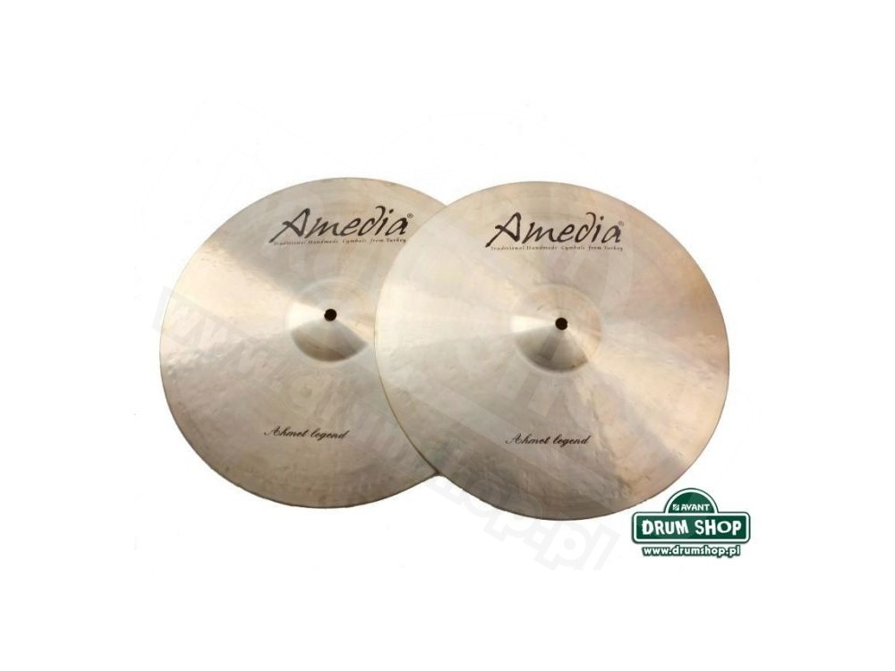 Amedia - Ahmet Legend Hi-hat Thin 15'' EXPO