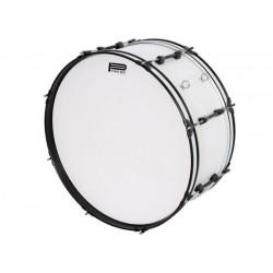 Power Beat - Bęben marszowy 26''x10'' - biały nr 2 - CPK-521E