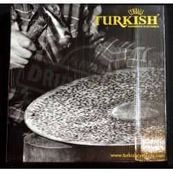 Turkish - zestaw talerzy Sehzade Set 14'' 16'' 20'' + pokrowiec