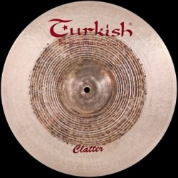 Turkish - Clatter Crash 18''