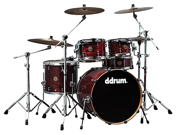 Ddrum - perkusja Dios Ash Player Shellset CR