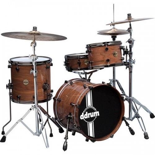 Ddrum - perkusja Paladin Walnut Speakeasy Shellset