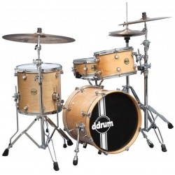 Ddrum - perkusja Paladin Maple Speakeasy Shellset