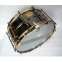 "werbel Vintage Classic Brass ''Black Hawg'' 14''x5.5"""