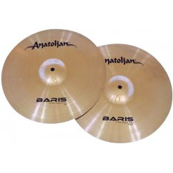 Anatolian - Baris Regular Hi-hat 14''