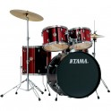 Tama - perkusja Rhythm Mate Jazz + talerze Meinl