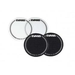 Evans - EQ PB1 Patch - łatka pojedyncza czarna