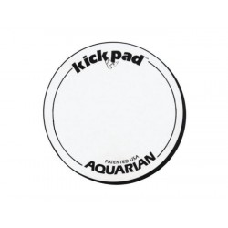 Aquarian - Kick Pad Super Thin - Single STKP1 łatka pojedyncza