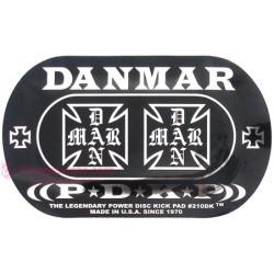 Danmar - Łatka podwójna twarda - 210 Cross