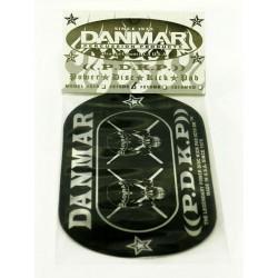 Danmar - Łatka podwójna twarda - 210 Skull