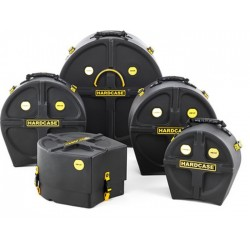 Hardcase - Zestaw case'ów Standard 12 13 14 16 22 - HSTANDARD