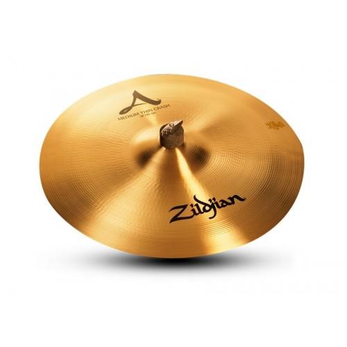 "Zildjian - A Medium-Thin Crash 16"""