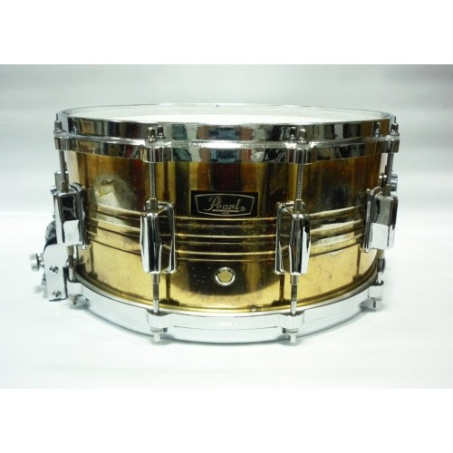 "Pearl - werbel Jupiter Super Sensitive 14"" x 6.5"" VINTAGE"