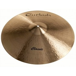 Turkish - Classic Medium Crash 17''