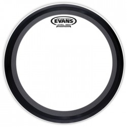 Evans - naciąg EMAD Heavyweight Clear 22''