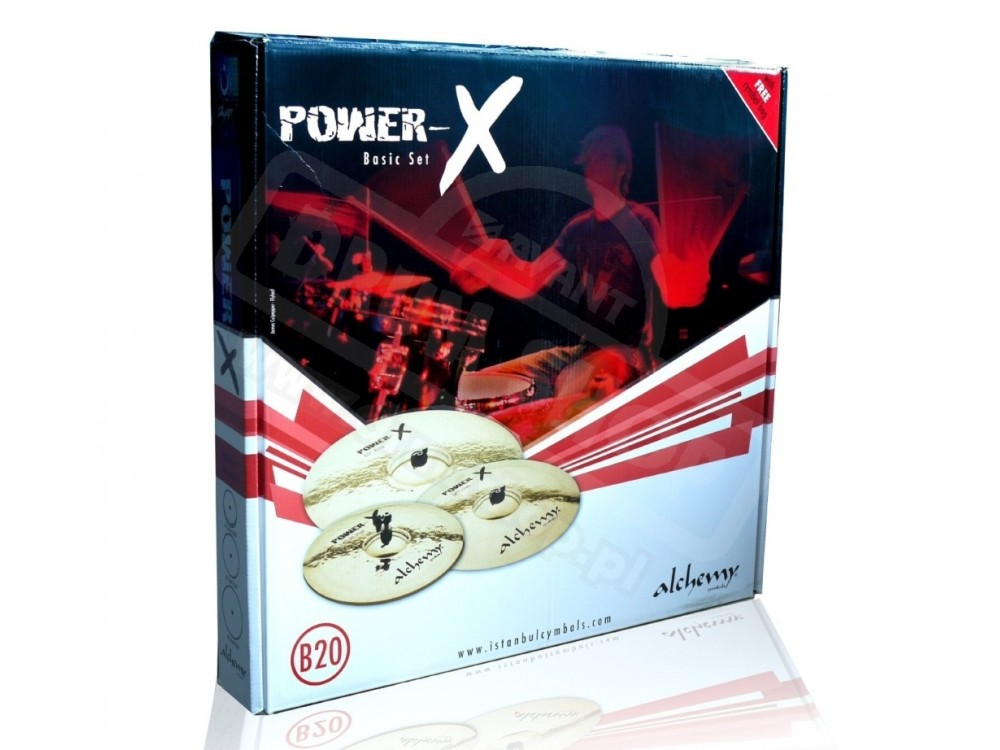 Alchemy - Power X Set 14'' 16'' 20''